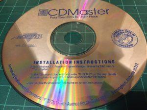 CDMASTER