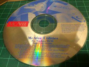 McAfee Utilities