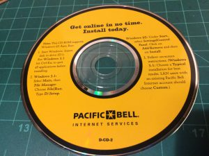 Pacific Bell Internet