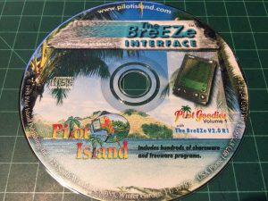 Breeze Interface Pilot Island