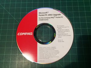 Microsoft Pocket PC 2002 Upgrade for the Compaq iPAQ Pocket PC H3600 Series