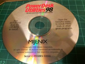 Power Desk Utilities 98