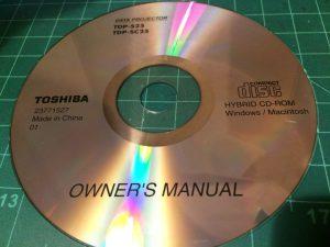 Toshiba Data Projector