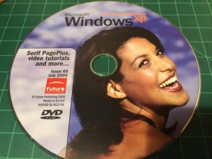Windows XP Official Magazine DVD